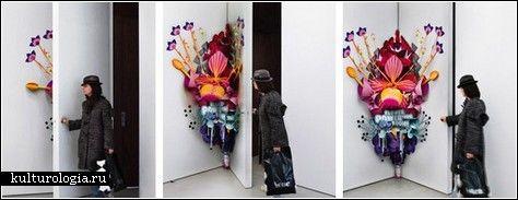 """German creative agency Jung von Matt has created an unusual ad for deodorant Ambi Pur."""