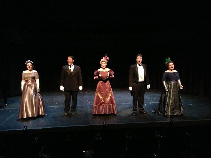 My costume designs for Sondheim's A Little Night Music 2013 with Halifax Summer Opera Festival