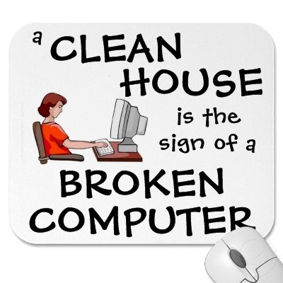 The is nothing wrong by having a bit of computer humor to get your day on the right track!