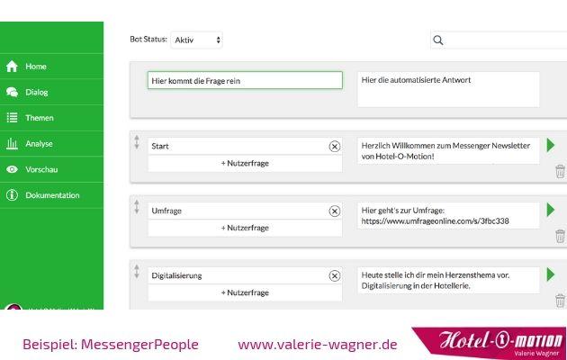 Messenger Newsletter Im Hotel Warum Du Jetzt Damit Anfangen Musst Hotel Digital Kommunikation Interne Kommunikation