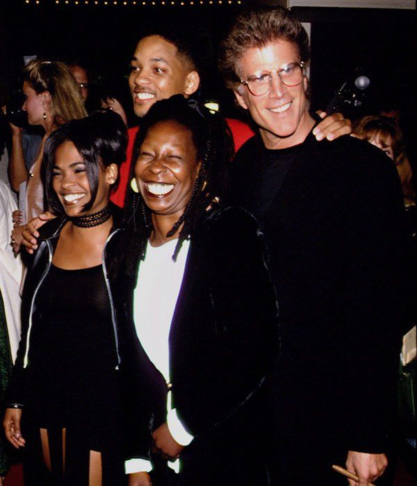 Ted Danson ,Whoopi Goldberg...made in America! Funny movie! (Willy Smith also)