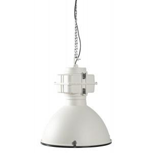 Industrialna fabryczna lampa wisząca Vic Zuiver - biała