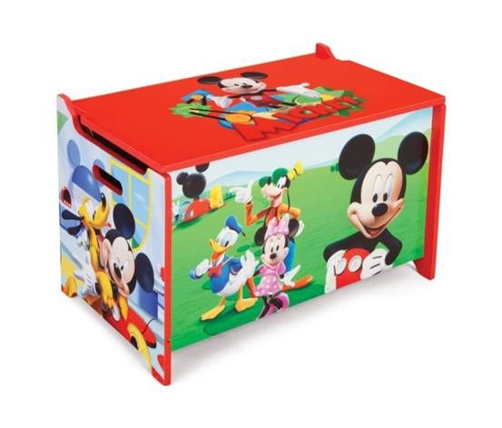 mickey mouse bal juguetero infantil madera tb84877mm indalchesscom tienda de juguetes online - Mickey Mouse Online Games For Toddlers
