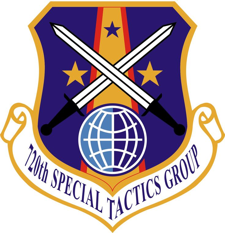 720th Special Tactics Group emblem. The 720th Special Tactics Group is one of the special operations ground components of the 24th Special Operations Wing, assigned to Air Force Special Operations Command (AFSOC) of the United States Air Force. The Group's Special Tactics Squadrons are made up of Special Tactics Officers, Combat Controllers, Combat Rescue Officers, Pararescuemen, Special Operations Weather Technicians, Air Liaison Officers, Tactical Air Control Party personnel, and a number…
