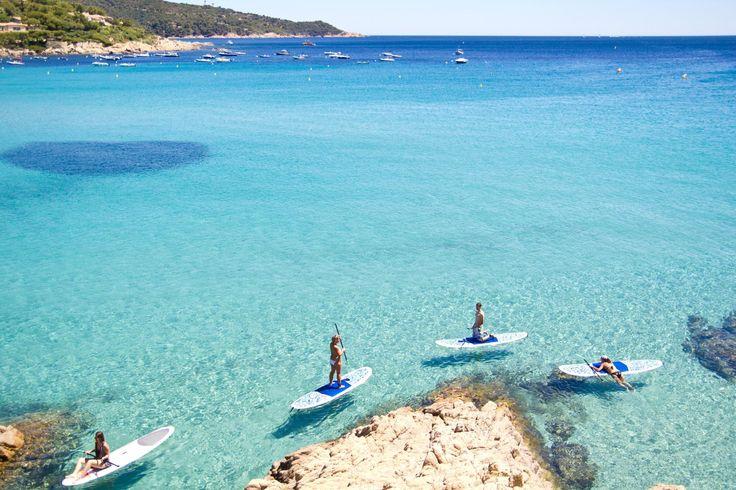Peps Spirit, Ramatuelle (kayak and SUP rental) - St. Tropez