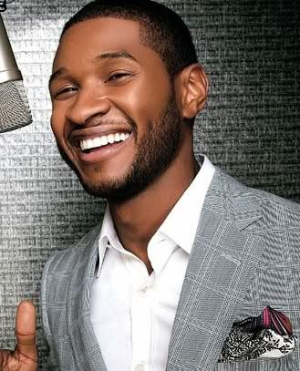 Usher. Just look at that smile