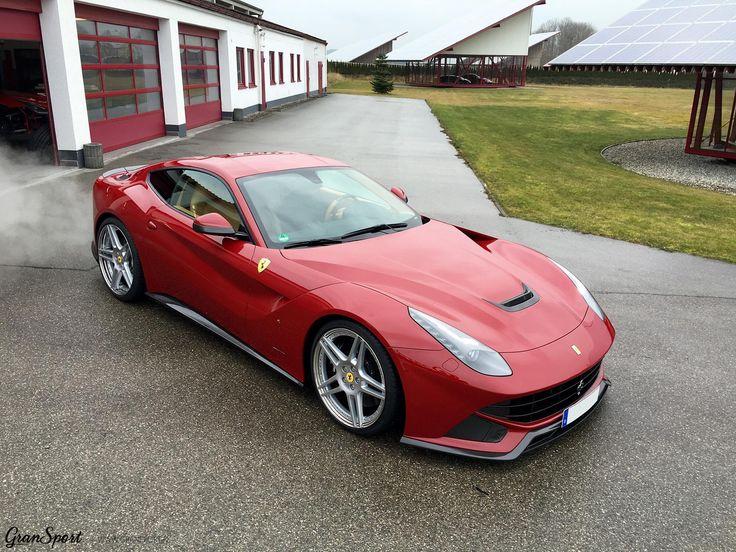 Ferrari F12berlinetta z zestawem stylistycznym oraz zestawem felg Novitec Rosso.  Klasyczna konfiguracja kolorystyczna + dodatki Novitec to charakterystyczne i jednocześnie niesamowite połączenie :)  Przypominamy również jedno z F12 Novitec, które opuściło nasz serwis: http://gransport.pl/blog/realizacja-ferrari-f12-berlinetta-novitec-rosso/  Oficjalny Dealer NOVITEC GROUP GranSport - Luxury Tuning & Concierge