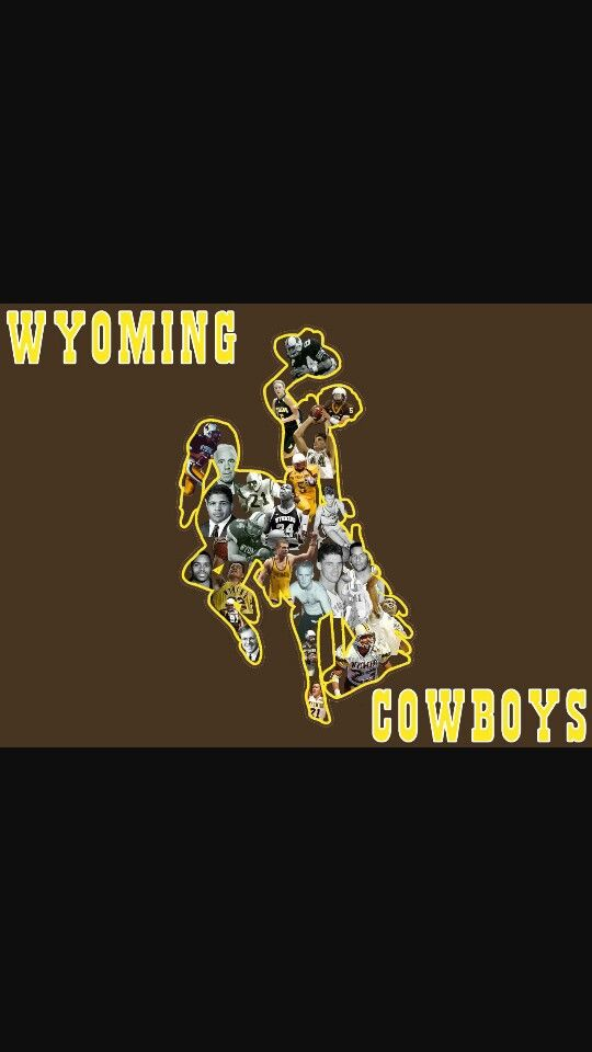 Wyoming cowboy football team