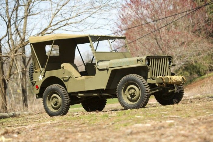 """Found+in+crate""+1944+Willys+MB+Jeep+to+cross+the+block"