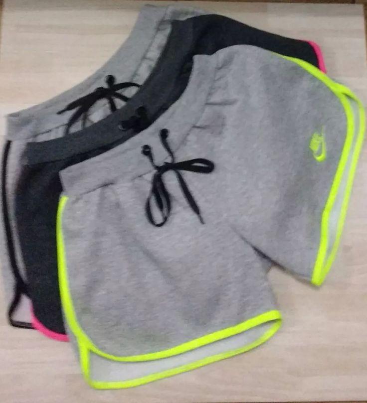 kits 10 short feminino nike revenda atacado