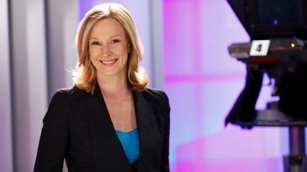Leigh Sales has hit back at Malcolm Turnbull over criticism of her post-budget interviewing style. #auspol