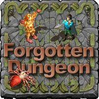 Action RPG Forgotten Dungeon