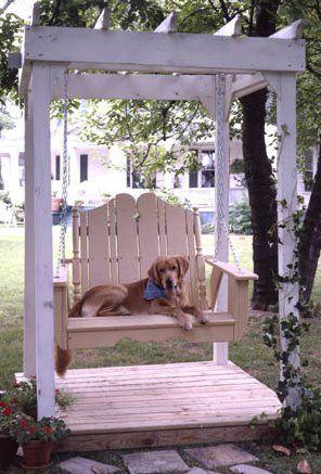Waterfront Outdoor Furniture, Terrace Arbor