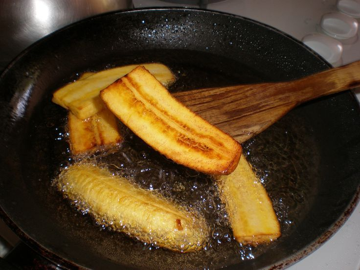 Fried Plantains, The Authentic Mexican Recipe #food #mexican #recipes