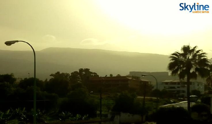 Live Webcam Il Teide da Puerto de la Cruz – Tenerife