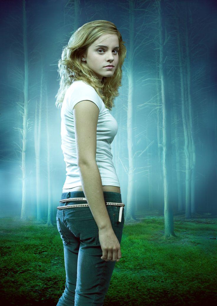 Hermione/Emma Watson - Harry Potter - Artist Unknown