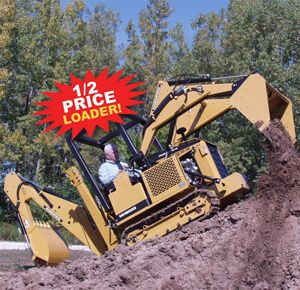Struck Corp product line: Small Bulldozer, Crawler Tractor, Compact Track Loader Backhoe, Off Road Trucks and D-I-Y Kits. Get factory direct savings & quality American made equipment · Request Free Information · Free Technical Support