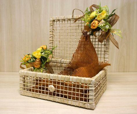 JUTA E CIA: Aqui vai mais alguns modelos diferentes de cestas decoradas , afinal Dia das Mães e Dia dos Namorados também merecem cestas para VALORIZAR O PRESENTE!!!!