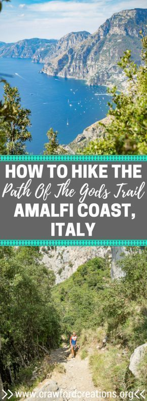 Path Of The Gods Trail | Amalfi Coast | Italy Travel | Hiking Amalfi | Italy Hiking | Things To Do Amalfi | Sorrento Hiking | Positano Hiking | Amalfi Coast Scenery | Amalfi Outdoors | Best Hikes in Italy | Italy Hikes #outdoortravel #italytravel