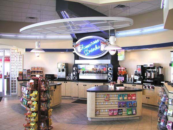 Wonderful Convenience Store Interior Design 600 X 450 89 KB Jpeg
