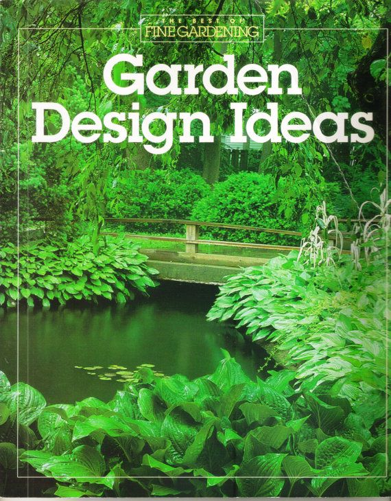 132 best Vintage Gardening Books Vintage Landscaping Design Books