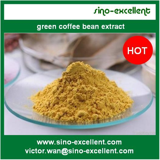 Green coffee bean extract - China Manufacturer http://www.sino-excellent.com/herbal-extract/4144419.html