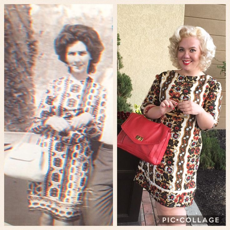 This is my sweet mama's mama in the late '60s or early '70s in St. Augustine! :)