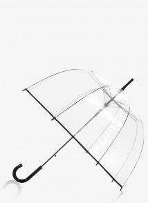 Parasolka Stripe Out Black Umbrella