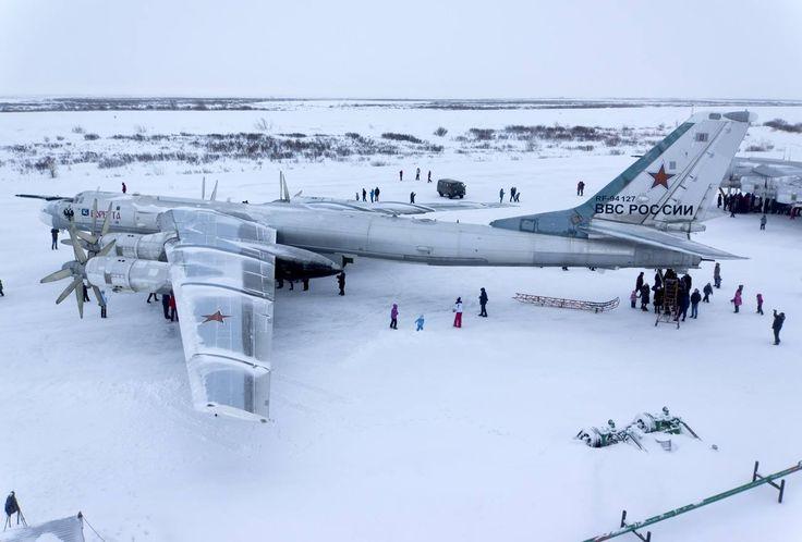100%™ Tupolev Tu-95MS Bear | Russian Air Force