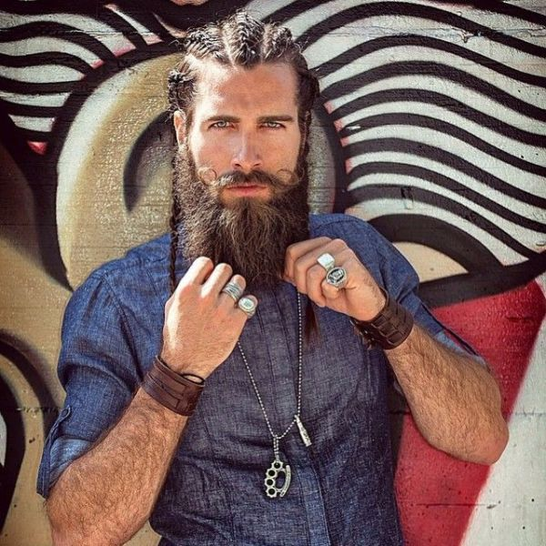 65 Best Long Hairstyles For Men Images On Pinterest Long