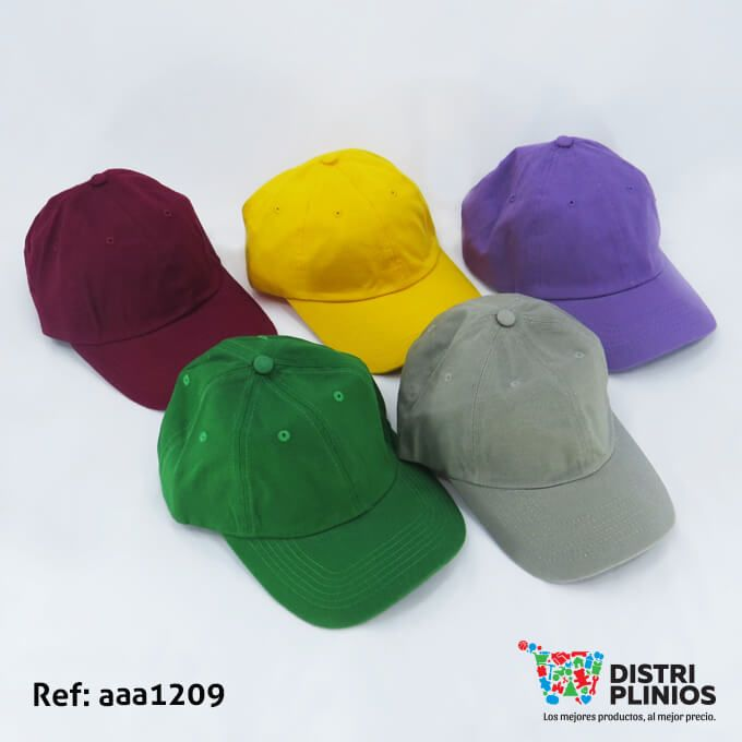 Hermosas gorras lisas de diferentes colores, 100% algodón. Ideal para estampar. Los precios de nuestro sitio web son al por mayor, el costo de los productos se incrementa en compras por unidad, cualquier inquietud comuníquese al 320 3083208 o al 3423674 o visítenos en la Calle 12 B # 8a – 03 Centro, Bogotá, Colombia.