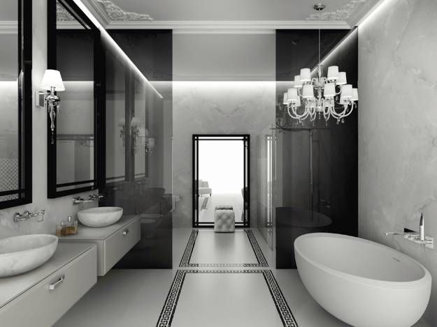 4 Modern Bathroom Design Trends 2015 Offering Complete and