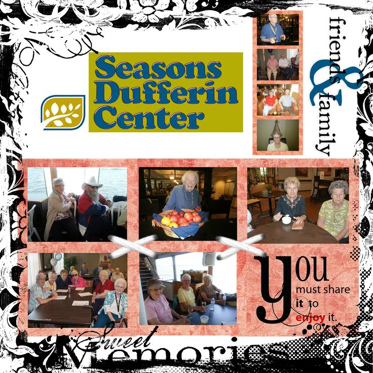 Some of our Residents @ Seasons
