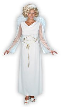 Adult Angel Costume - Christmas Costumes - AngelCostumes.org