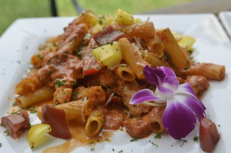 Which restaurant serves the best chicken riggies in Central New York? Let us know.