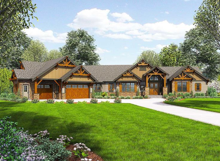 54 best 3000 4000 sq foot plans images on pinterest for 4000 sq ft home