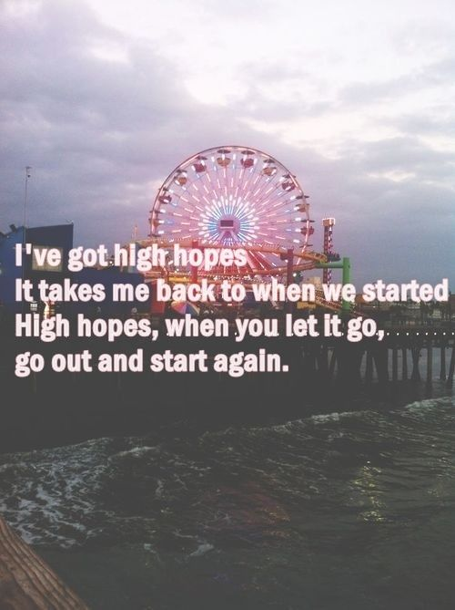 high hopes - kodaline love this song...stay strong everyone!!!!