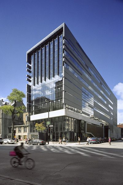 Gallery of New Pavilion for the McGill University Schulich School of Music…
