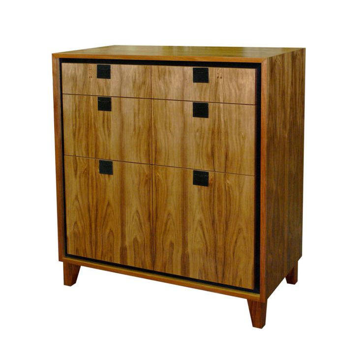 Blackwood Chest of Drawers by Anton Gerner - bespoke contemporary furniture melbourne