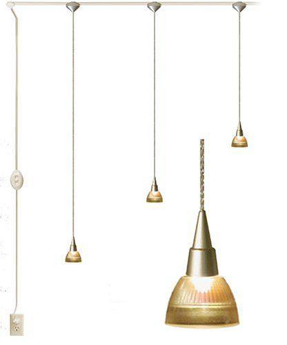 pendant lighting track. litesnow valo instant track three light pendant kit silver kv0007 amazon lighting w