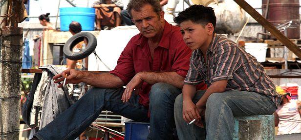 Filme fantástico de aventura, policial, tráfico, temático, mexicano, americano, com mel gibson e tudo que a gente tem direito mais. Get the gringo!