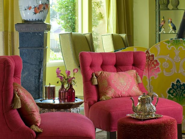 pink living room furniture. fuchsia pink slipper chairs living room furniture i