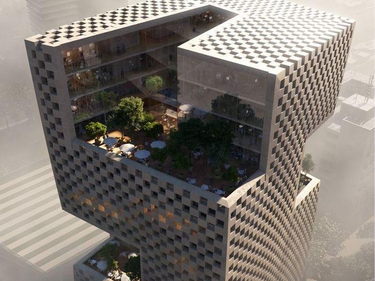 Snøhetta réalisera le siège de la banque franco-libanaise