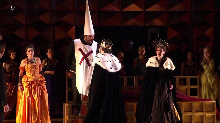 DON CARLO - Oper von Giuseppe Verdi
