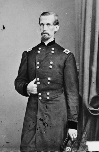 Michael Corcoran (September 21, 1827 – December 22, 1863) was an Irish American general in the Union Army during the American Civil War and a close confidant of President Abraham Lincoln. As its colonel, he led the 69th New York Regiment to Washington, D.C. and was one of the first to serve in the defense of Washington by building Fort Corcoran. He then led the 69th into action at the First Battle of Bull Run. After promotion to brigadier general, he left the 69th and formed the Corcoran…