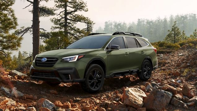 The 2020 Subaru Outback Gets A 260 Hp Boxer Engine And A Giant Tablet Screen People Have Been Complaining About Cars Auto Subaru Outback Subaru Subaru Cars