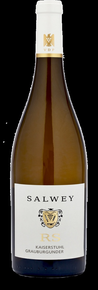 Let's have a Pinot Gris today. 2010 Grauburgunder RS, Salwey Winery, Baden