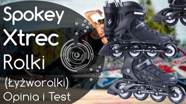 Spokey Xtrec Rolki (Łyżworolki) - Opinia i Test