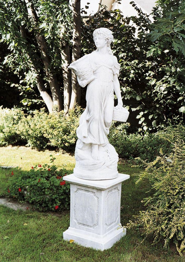 Paesanella 433 308 Lbs 55 1 Tall Garden Statuary Outdoor