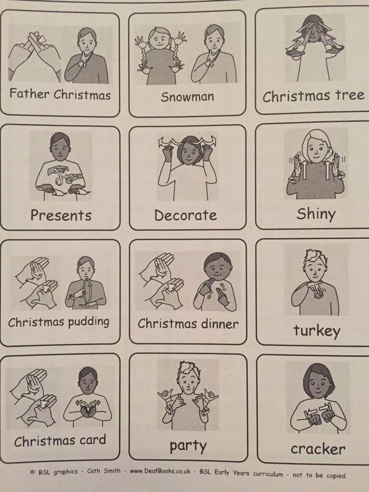 101 best british sign language images on pinterest